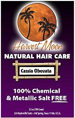 cassia obovata hair conditioner
